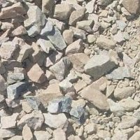 Crushed Granite Base